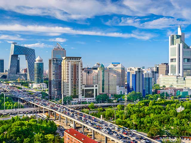 Teaching in Beijing and Settling into this Exciting City