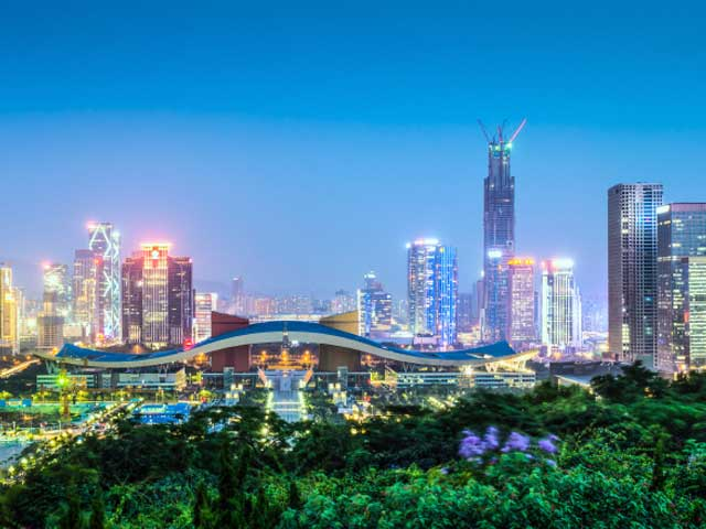 Spotlight on Shenzhen