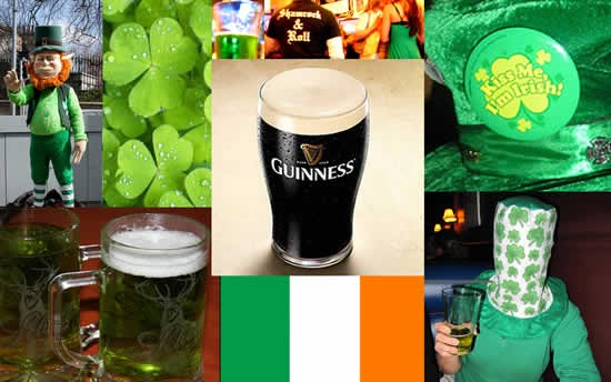 St. Patrick's Day: Expat Edition!