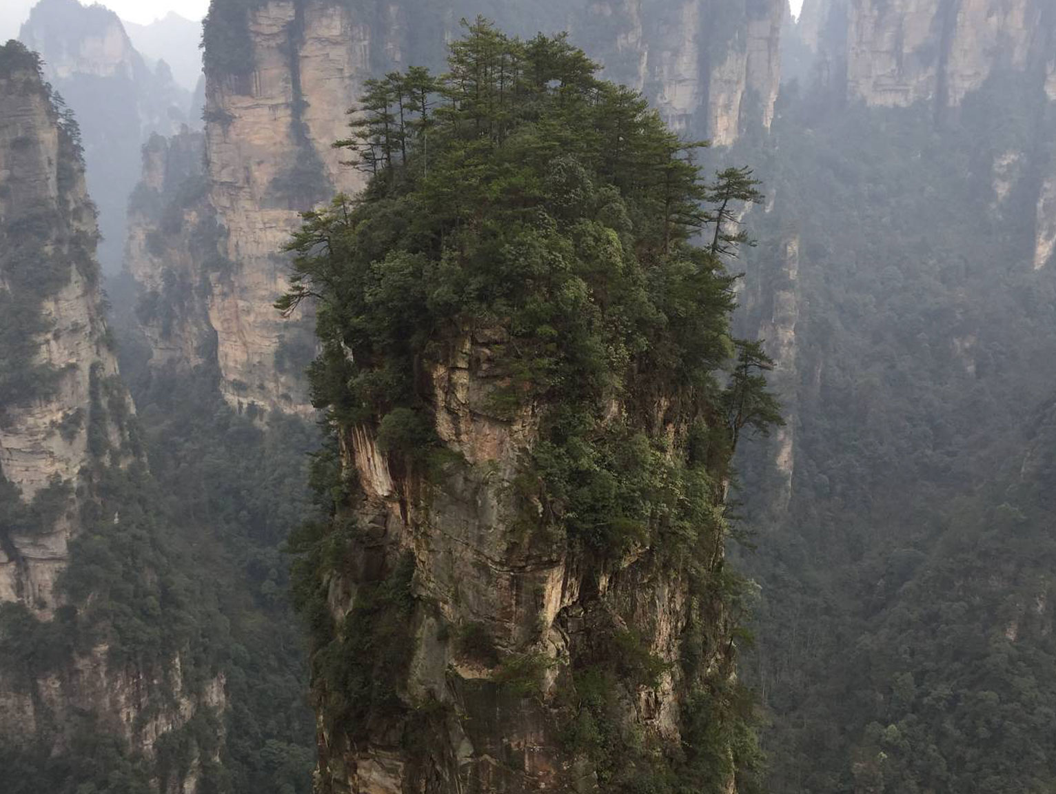 Zhangjiajie National Park (Avatar Land) – Best place in China?