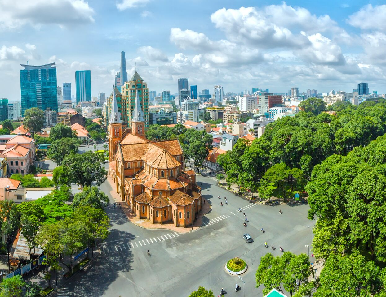 Spotlight on Ho Chi Minh City