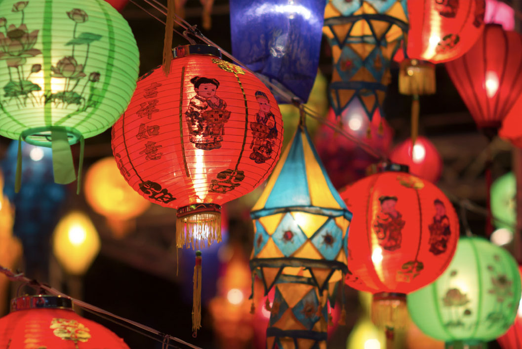 Experiencing Chinese New Year Festivals